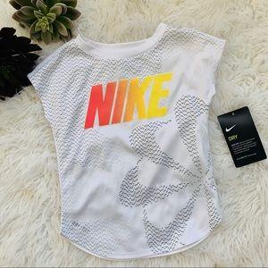 New Toddler Nike Top